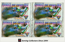 1995 Futera Adelaide Grand Prix Trading Cards LOOSE PACKS (40 pks)-Rare&Value!
