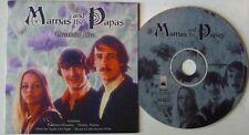 MAMAS AND THE PAPAS (CD 10 TITRES)   DREAMIN LIVE