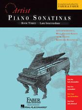 Piano Sonatinas - Book Three