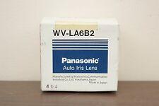 Panasonic WV-LA6B2 Auto Iris Lens