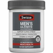 Swisse Men's Ultivite Multivitamin ~ 120 Tablets ~ 7-14 Days Arrive !!!