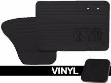 1956-1964 VW Bug Sedan Front+Rear Door Panels W/Pockets (Choose Color)