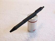 ROTRING 600 NEWTON BLACK METAL 0.7 mm PENCIL / NEW IN BOX ( 46581 )