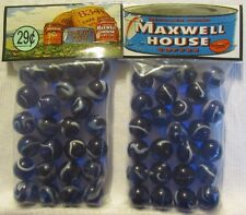 2 Bags Of Maxwell House Coffee Promo Marbles