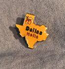 VTG Shriners Masonic Freemason Islam Temple Fez Lapel Pin Dallas Hella Texas