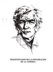 Mexico - Souvenir Stamp Folder - #1474 - Father Keno - 1987 -11498