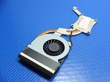 """Dell Latitude E6420 14"""" Genuine Laptop CPU Cooling Fan w/ Heatsink FVJ0D"""