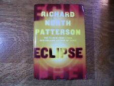 ECLIPSE BY RICHARD NORTH PATTERSON, LARGE PRINT, HARD COVER.