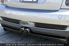 Grille-MX Rear Bumper Insert GRILLCRAFT MIC1605B fits 02-08 Mini Cooper