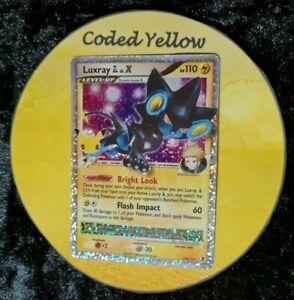 109/111 Luxray GL Lv.X | Pokémon CELEBRATIONS 25th Anniv | Classic Remake N/M