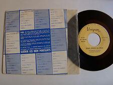 """JOURNEE MONDIALE DES LEPREUX / RAOUL FOLLEREAU 7"""" EP VOXIGRAVE VX 6771 leprosy"""