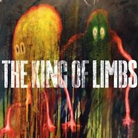 Radiohead - The King Of Limbs - Vinyl LP *NEW & SEALED*