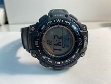Casio SGW1000 Digital Watch Compass Thermometer Altimeter World Time Men G Shock