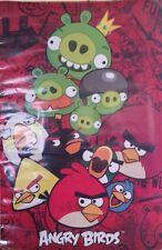 VIDEO GAME POSTER~Angry Birds Group Kids Mobile App Rare Version Wingless New~