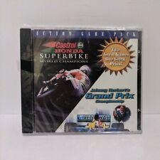 Johnny Herberts Grand Prix Championship & Superbike World Champions PC Games NEW