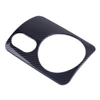 1pcs Black Headlight Switch Cover Trim Sticker Fit for VW Golf 6 MK6 GTI 2008-12