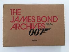 THE JAMES BOND ARCHIVES BY PAUL DUNCAN,2012 WITH UNIQUE RARE FILM STRIP, Dr. No