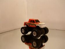 2015 Hot Wheels Mini Monster Jam The Destroyer Truck - McD. Promo- N.Mint Loose