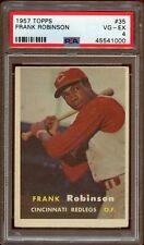 1957 Topps #35 Frank Robinson Rookie Hall of Fame PSA grade 4 HOF Card