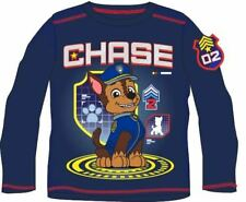 PAW PATROL Boys Long Sleeve T-shirt, Top Official Licensed 3-7 yrs