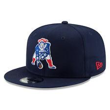 New England Patriots New Era 9FIFTY NFL Snapback Hat Historic Cap Retro 950