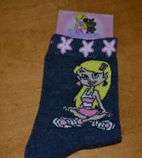 Vintage Sabrina The Teenage Witch Animated Series Socks 4-6 Youth NWT New Archie