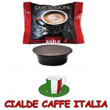 CAFFE BORBONE 200 CIALDE CAPSULE ROSSE ROSSO COMPATIBILI A MODO MIO