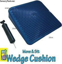 Wedge Cushion Small (Great for Autism ADHD)