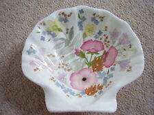 Wedgwood England porcelain dish,Meadow sweet