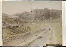 fotografia originale-old photo JAPAN-KYOTO,OTSU-CANON OR CANAL
