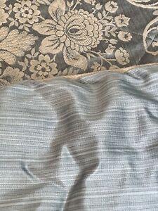 Westpoint Stevens Blue Floral Cottage King Comforter W/2 King Shams Cotton Blend