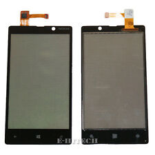 Nokia Lumia 820 Digitizer Touch Screen Glass Lens Replacement panel N820 + tools