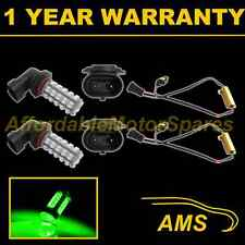 2X HB4 9006 Verde 60 LED frontal principal High Beam bombillas coche Kit xenon MB500901