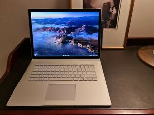 """Microsoft Surface Book 2 15"""" with Pencil (256Go, Intel Core i7, 4,2 GHz, 16Go)"""