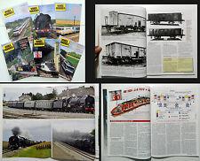 VOIES FERREES annata 2011 _30 ans de TGV _ TRENI _ FERROVIE _ FERMODELLISMO rail