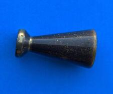 RARE Brass Antique Hardware Vintage McCobb Art Deco MCM Drawer Pull Cabinet Knob
