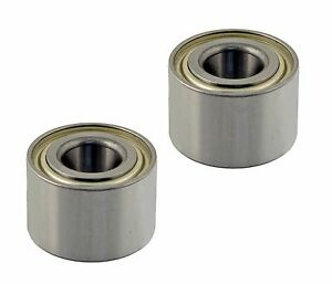 2 New Wheel Bearings With 1 Year Warranty Fits Aveo Spark G3 Swift+ Rear Pair