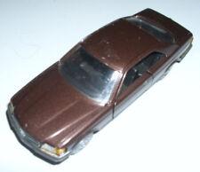 Vintage NZG MERCEDES-BENZ Brown 380 SEC 500 SEC Car Model 1:35 Germany #226