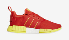 Adidas Originals NMD R1China Beijing Active Red/Bright Yellow FY1262 sz 8-13