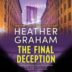 The Final Deception by Heather Graham (2020, Unabridged) 7 CDs