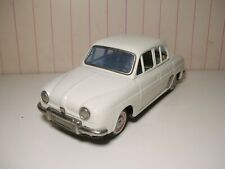 "RARE 8"" long Bandai Japan tin friction Renault Dauphine  EXC+++"