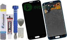 Für Samsung Galaxy S5 G900 G900F TFT Display Bildschirm LCD+Touch Screen Schwarz