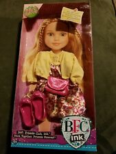 "BFC INK Best Friends Club - Party Pretty OUTFIT CLOTHES FOR 18"" DOLLS Rare NEW!"