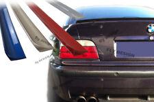 für BMW E36 Tuning Teile Spoiler Heckspoiler Lackiert Lack 303 Cosmosschwarz SCH