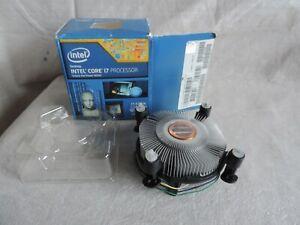 Intel E97378-001 CPU Processor Heatsink & Fan 4-Pin 4-Wire DC12V 0.60A DELTA