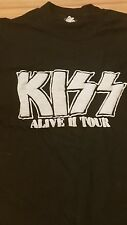 Original Kiss T-shirt Men Size Medium
