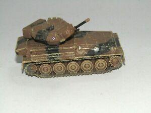 WWII CORGI FIGHTING MACHINES BRITISH SCORPION TANK EXCELLENT CONDITION