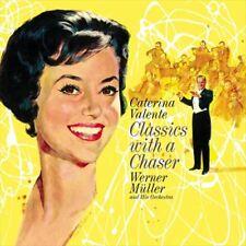 CATERINA VALENTE / CLASSICS WITH A CHASER + BONUS TRACKS[CD]