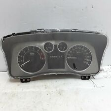 08 09 10 Hummer H3 mph speedometer 3.7 L automatic trans 86, 235 miles! 15949166