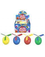 3 X Balloon Helicopter Kids Children/'s Flying Toy Garden Park Party Bag Filler